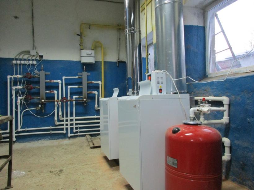 Монтаж газового оборудования в Кольчугино