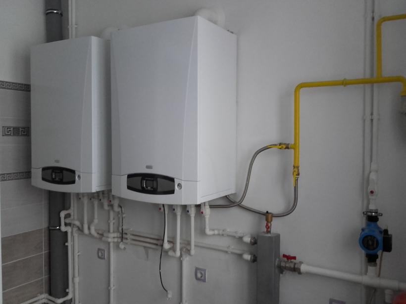 Монтаж газового оборудования в Кольугино
