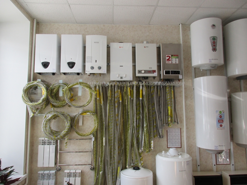 Продажа газового оборудования в Кольчугино